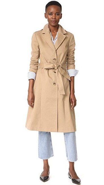 ANINE BING Trench Coat Image 1