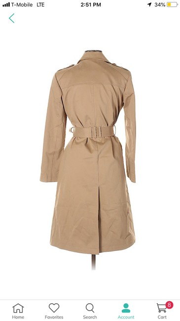 ANINE BING Trench Coat Image 3