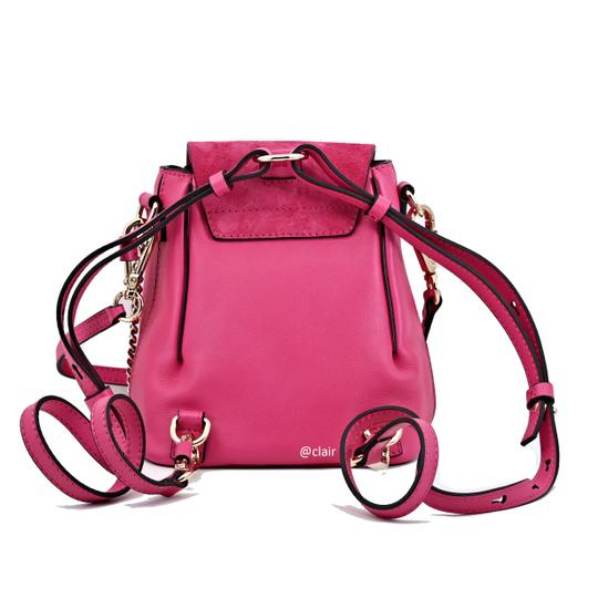 Chloé Leather Backpack Image 2