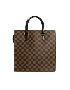 Louis Vuitton Lv Zip Top Classic Vintage Tote in Brown