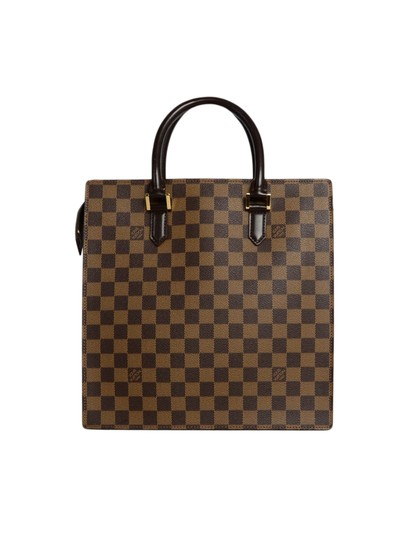 Preload https://img-static.tradesy.com/item/25184444/louis-vuitton-sac-plat-venice-vintage-damier-ebene-pm-handbag-brown-coated-canvas-tote-0-0-540-540.jpg
