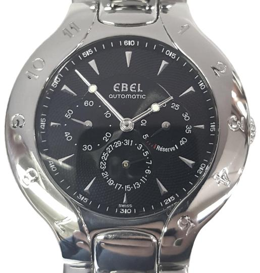 Preload https://img-static.tradesy.com/item/25184473/ebel-stylish-lichine-stainless-steel-mid-size-watch-0-8-540-540.jpg