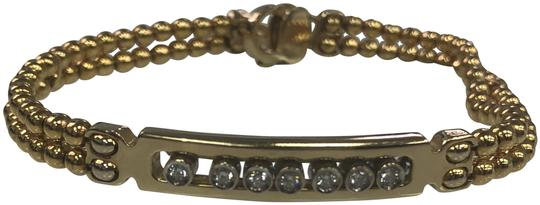 Preload https://img-static.tradesy.com/item/25184548/gold-new-14k-beaded-sliding-diamonds-bracelet-0-3-540-540.jpg