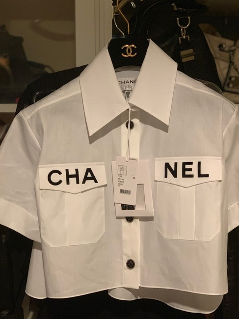 Chanel Top white Image 2