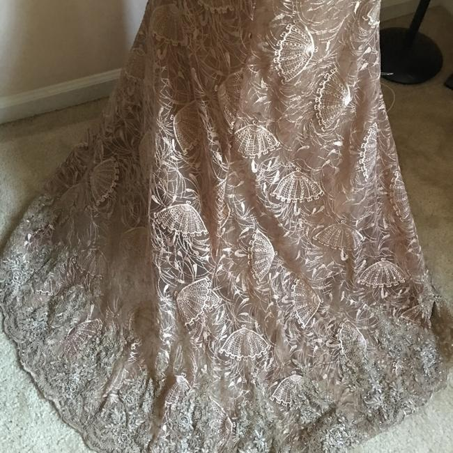 Unbranded Bronze Prom Party Long Formal Dress Size 6 (S) Unbranded Bronze Prom Party Long Formal Dress Size 6 (S) Image 12
