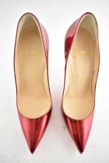Christian Louboutin Sokate Kate Pigalle Stiletto Classic red Pumps Image 5