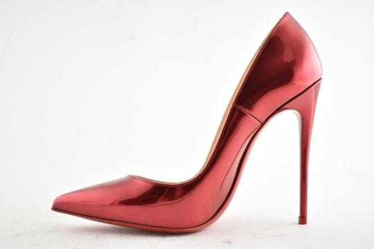 Christian Louboutin Sokate Kate Pigalle Stiletto Classic red Pumps Image 6