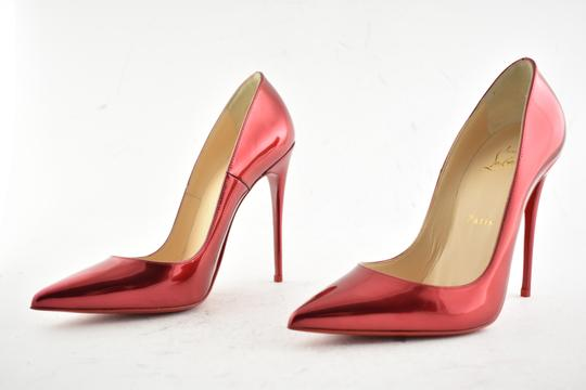 Christian Louboutin Sokate Kate Pigalle Stiletto Classic red Pumps Image 7