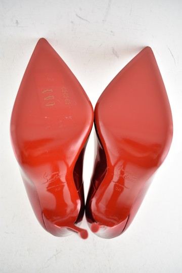 Christian Louboutin Sokate Kate Pigalle Stiletto Classic red Pumps Image 9
