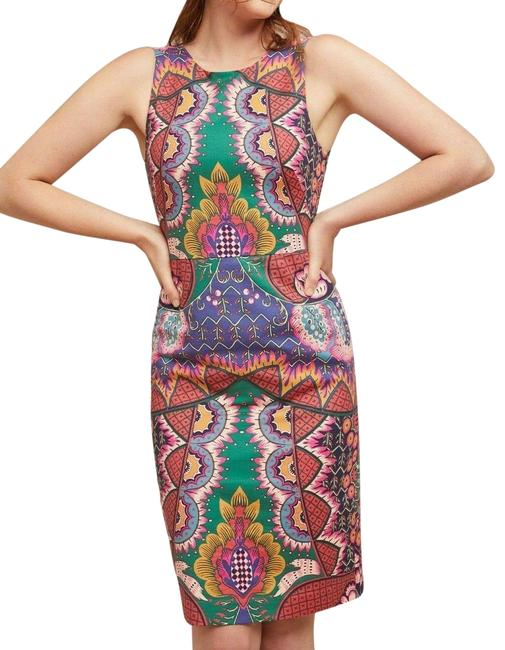 Preload https://img-static.tradesy.com/item/25184805/anthropologie-multicolor-orla-printed-0p-by-maeve-mid-length-cocktail-dress-size-petite-0-xxs-0-1-650-650.jpg