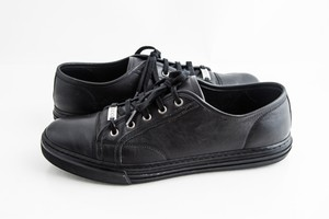 Gucci Black Miro Soft Nero Low Top Sneakers Shoes