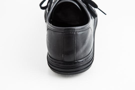 Gucci Black Miro Soft Nero Low Top Sneakers Shoes Image 10