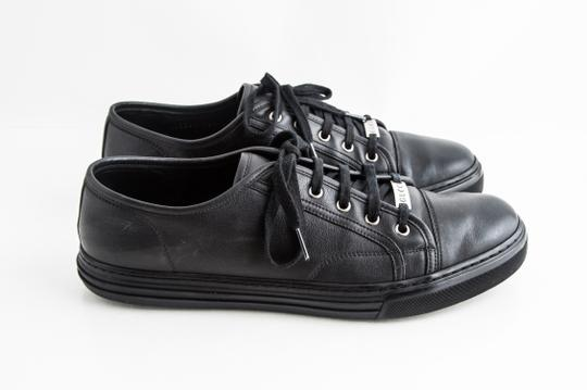Gucci Black Miro Soft Nero Low Top Sneakers Shoes Image 3