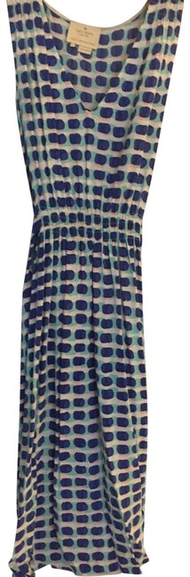 Preload https://img-static.tradesy.com/item/25184986/kate-spade-blue-and-white-new-york-island-stamp-tie-back-adventure-mid-length-cocktail-dress-size-2-0-1-650-650.jpg