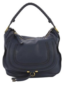 Chloé Leather Hobo Bag