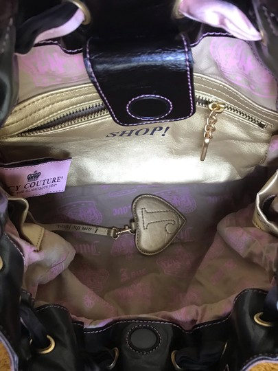 Juicy Couture Satchel in Baby Pink Image 4