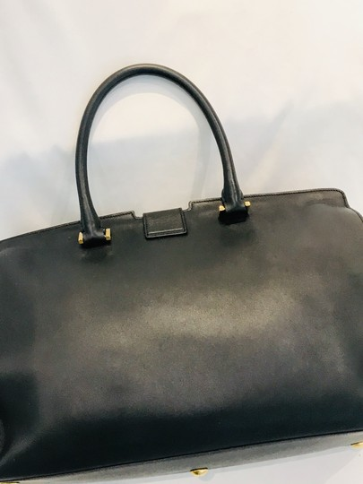 Saint Laurent Tote in black Image 4