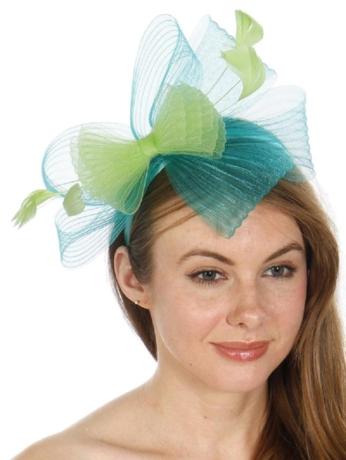 Item - Green New Formal Hat