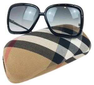 a07e7169b402 Black Burberry Sunglasses - Up to 70% off at Tradesy