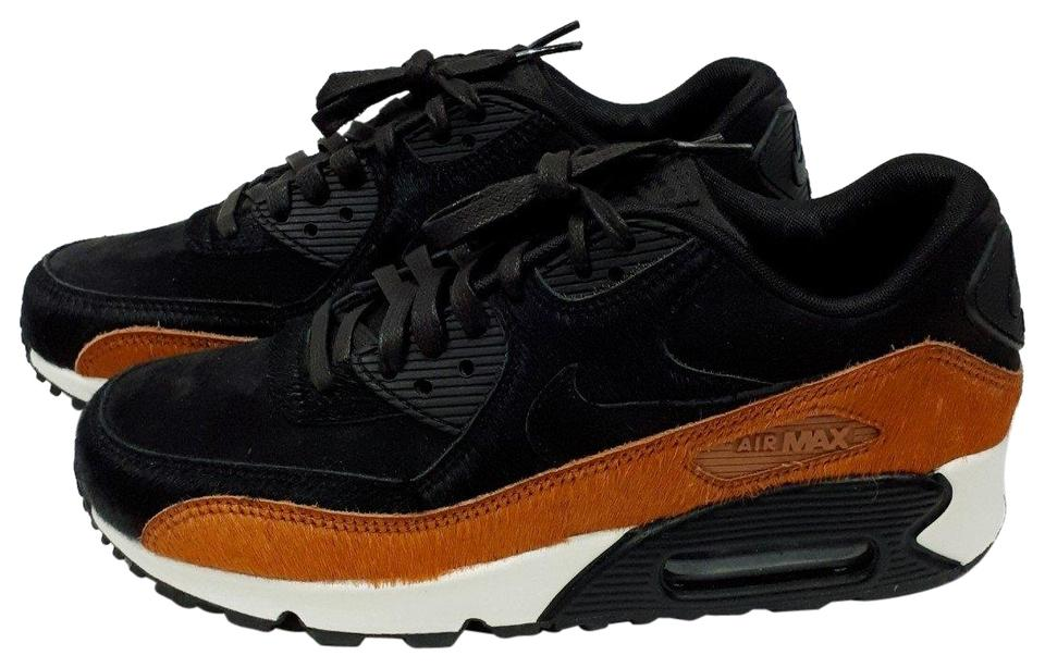 separation shoes 00a6c 53ddb Nike Black New Air Max 90 Calf Hair Sneakers Size US 11 Regular (M, B) 19%  off retail