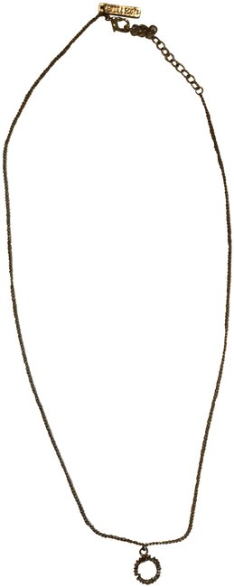 Item - White and Gold Necklace