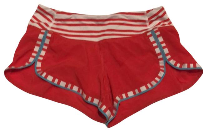 Item - Red White & Blue Running Shorts Size 6 (S, 28)