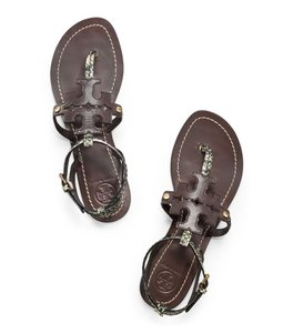 7228d031e Tory Burch Chandler Sandals - Up to 70% off at Tradesy