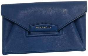 1146efc9874f3 Blue Givenchy Clutches - Up to 70% off at Tradesy