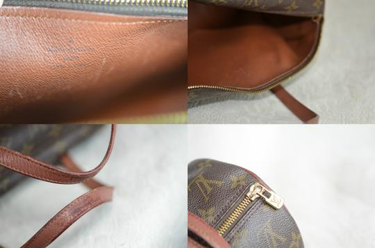 Louis Vuitton Papillon Old Model Monogram Tote in Brown Image 11