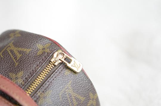 Louis Vuitton Papillon Old Model Monogram Tote in Brown Image 6