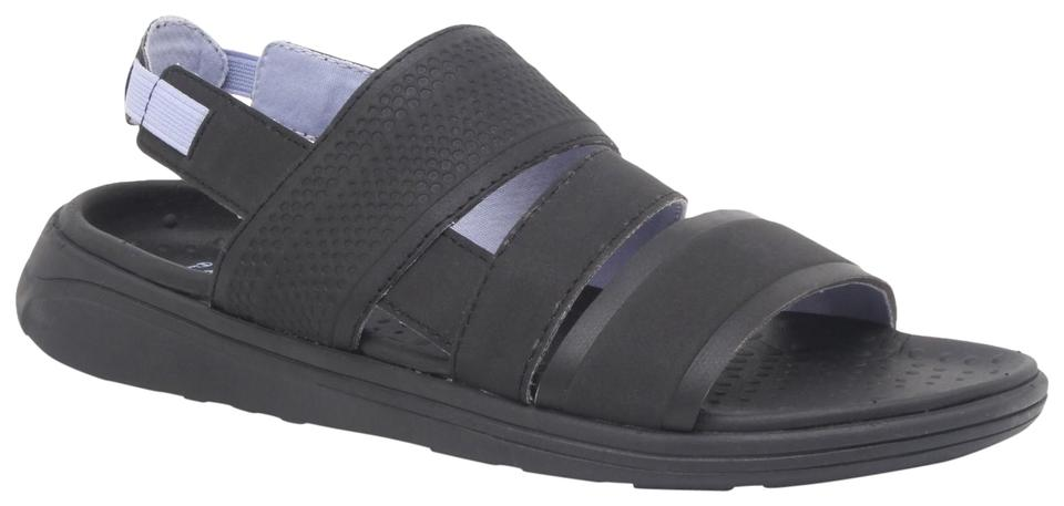 c5a63bcc92543 Champion Black Women s Jazira Slide C9 Champion® - Triple-strap - Sandals