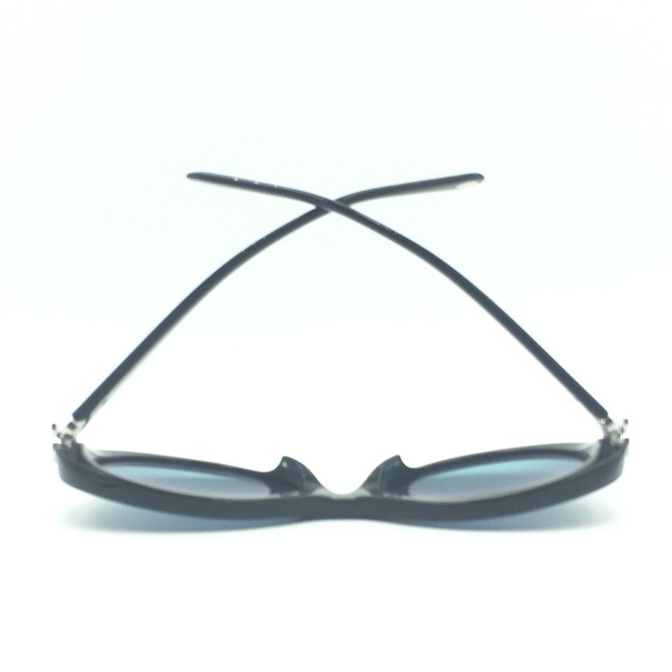 246dcafd4548 Tiffany   Co. Black   Silver Classic Heart Butterfly Sunglasses 4113-F 8001 .  12345678910