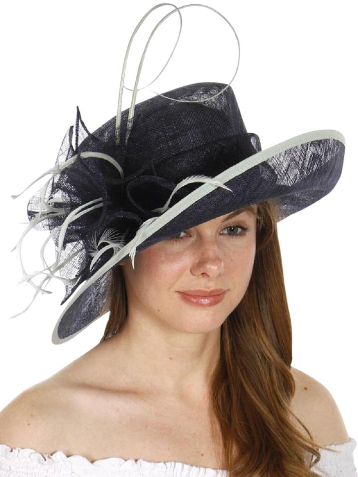 404dca671e3 kentucky derby hat New Kentucky Derby Dress hat Formal Church Hat Image 0  ...
