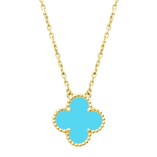 Preload https://img-static.tradesy.com/item/25187907/van-cleef-and-arpels-vintage-alhambra-yellow-gold-necklace-0-0-540-540.jpg