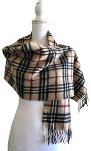 Burberry GUC Burberry vintage check scarf