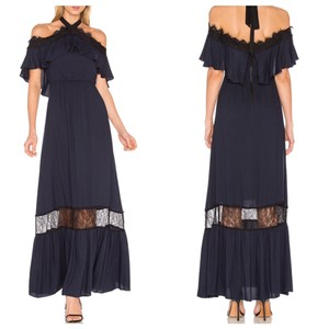 Blue Maxi Dress by Alice + Olivia