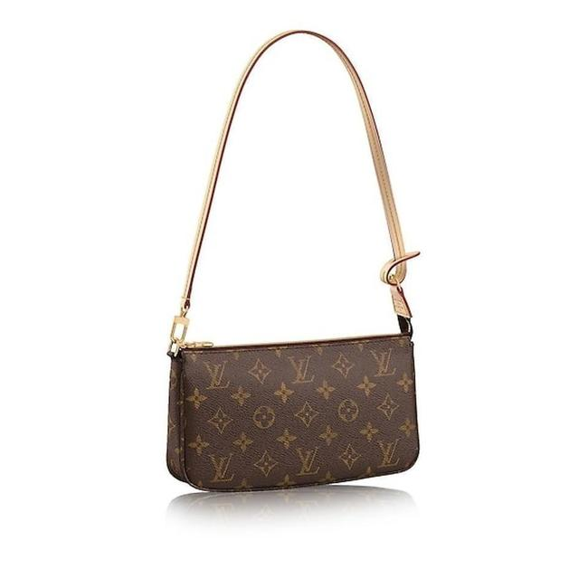 Item - Pochette Accessories Multi ( Monogram ) Canvas Shoulder Bag