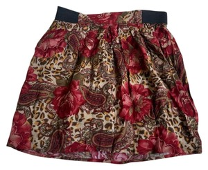 Urban Outfitters Mini Skirt multi