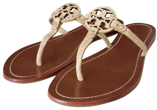 Tory Burch Tan Sandals Image 0