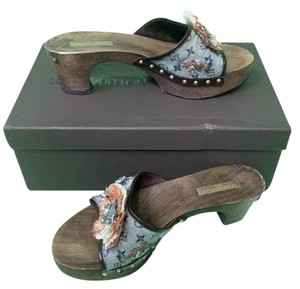 Louis Vuitton Summer Spring Spring Vacation Travel Rare Mules