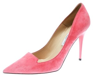 2e600756b97 Women s Pink Jimmy Choo Shoes - Up to 90% off at Tradesy