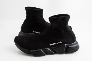 Balenciaga Black Speed Trainers Shoes