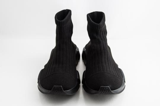 Balenciaga Black Speed Trainers Shoes Image 1
