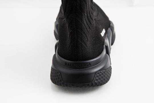 Balenciaga Black Speed Trainers Shoes Image 10