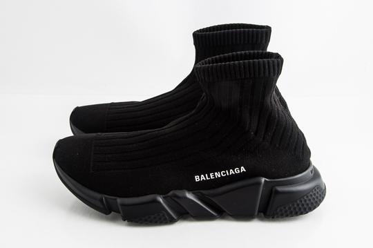 Balenciaga Black Speed Trainers Shoes Image 2