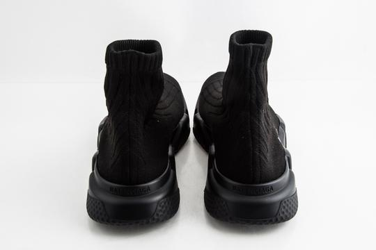 Balenciaga Black Speed Trainers Shoes Image 4