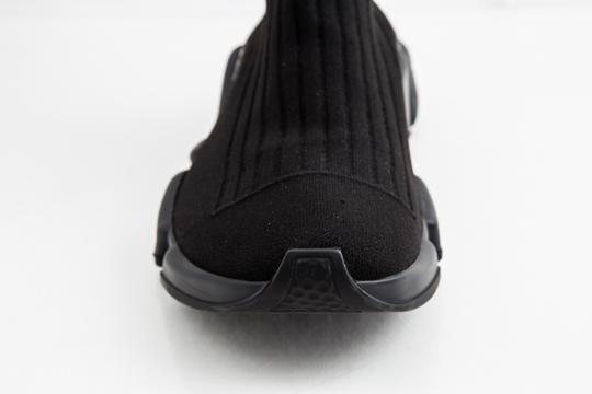 Balenciaga Black Speed Trainers Shoes Image 7