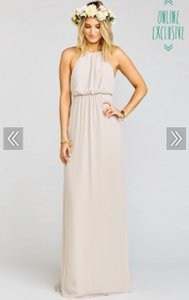 145f958db37a Show Me Your Mumu The Ring Crisp Polyester Amanda Traditional  Bridesmaid/Mob Dress Size 0