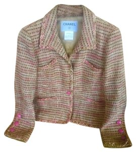 Chanel Tweed multicolor Blazer