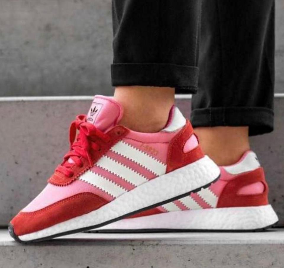 Red Pink White I 5923 Sneakers